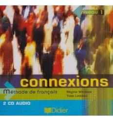 Connexions 1 CD audio ISBN 9782278055517