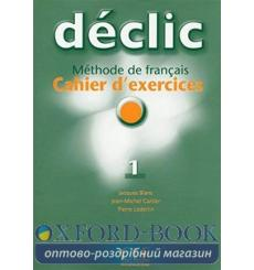Declic 1 Cahier d'exercices + CD audio