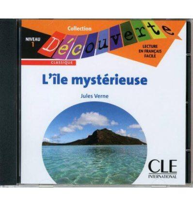 Decouverte 1 L'ile mysterieuse CD audio