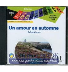 Decouverte 2 Un amour en automne CD audio