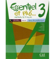 Essentiel et plus... 3 Livre du professeur + CD-ROM