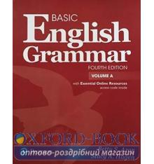 Книга Basic English Grammar 4e Student Book with EOR ISBN 9780134661162