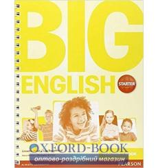 Книга Big English Starter Teachers book ISBN 9781447951087 купить Киев Украина