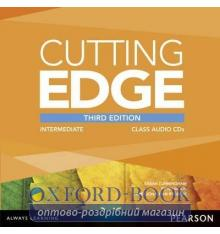 Cutting Edge 3rd ed Intermediate Class CDs adv ISBN 9781447906445-L