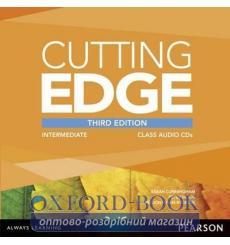 Cutting Edge 3rd ed Intermediate Class CDs adv