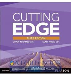 Cutting Edge 3rd ed Upper-intermediate Class CD