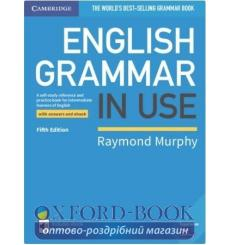 Книга English Grammar in Use Fifth Edition Intermediate with answers and Interactive eBook