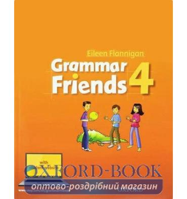 Grammar Friends 4: Student's Book with CD-ROM