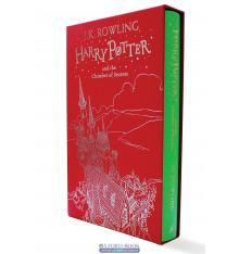Книга harry potter and the chamber of secrets (gift edition) ISBN 9781408869123