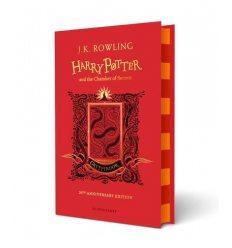 Книжка Harry Potter 2 Chamber of Secrets - Gryffindor Edition [Hardcover] Rowling, J ISBN 9781408898093