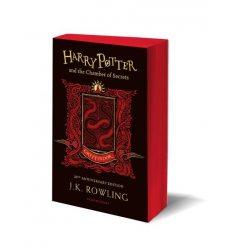 Книжка Harry Potter 2 Chamber of Secrets - Gryffindor Edition [Paperback] Rowling, J ISBN 9781408898109