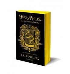 Книга Harry Potter 2 Chamber of Secrets - Hufflepuff Edition [Paperback] Rowling, J ISBN 9781408898161
