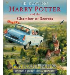 harry potter and the chamber of secrets (illustrated edition)