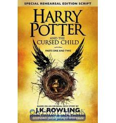 Книга harry potter and the cursed child ISBN 9780751565355 купить Киев Украина