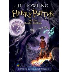 Книга Harry Potter 7 Deathly Hallows Rejacket [Hardcover] Rowling, J ISBN 9781408855959 купить Киев Украина