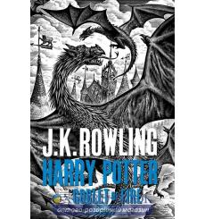 harry potter and the goblet of fire (adult hb)