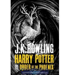 Книга harry potter and the order of the phoenix (adult hb) ISBN 9781408865439 купить Киев Украина