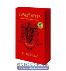 Книга Harry Potter 1 Philosophers Stone - Gryffindor Edition [Paperback] Rowling, J ISBN 9781408883730 купить Киев Украина