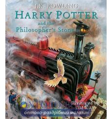 Книга Harry Potter 1 Philosophers Stone Illustrated Edition [Hardcover] Rowling, J ISBN 9781408845646 купить Киев Украина