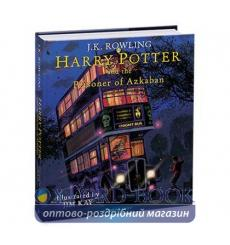 Книга Harry Potter 3 Prisoner of Azkaban Illustrated Edition [Hardcover] Rowling, J ISBN 9781408845660 купить Киев Украина