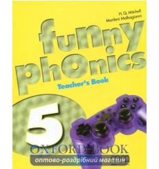 funny phonics 5 teachers book