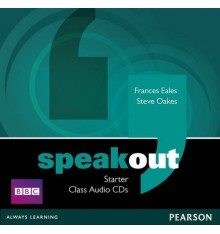 Книга Speakout Starter Class Audio CDs (2) ISBN 9781408216835