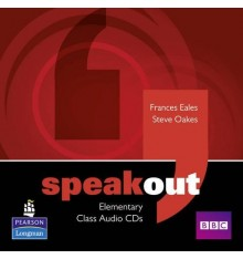 Книга Speakout Elementary Class Audio CDs (2) ISBN 9781408216460