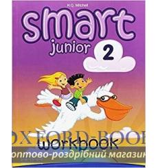 smart junior 2 workbook with cd