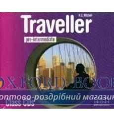 traveller pre-intermediate class cd