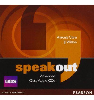 SpeakOut Advanced Class Audio CD