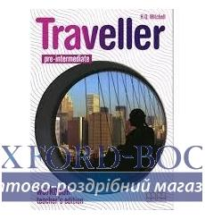 traveller pre-intermediate wb teacher's ed.