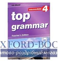top grammar 4 intermediate teacher's ed.
