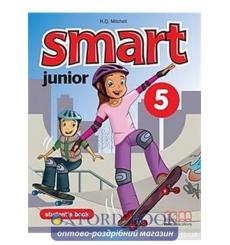 smart junior 5 studens book