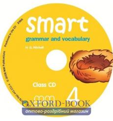 smart grammar and vocabulary 4 class cd