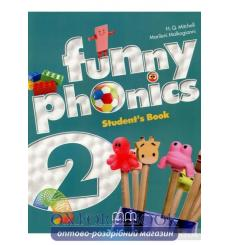 funny phonics 2 students book