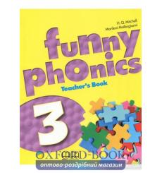 funny phonics 3 teachers book
