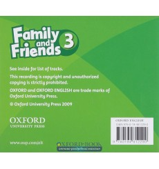 Family and Friends 3: Class Audio CDs (3)