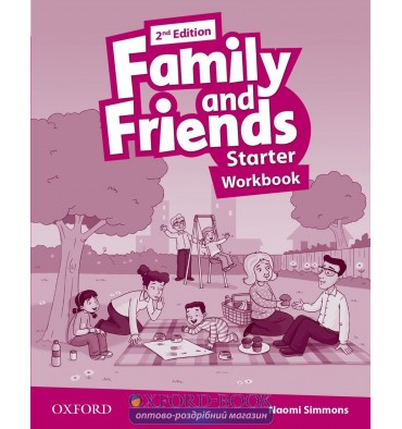 Family and Friends 2nd Edition Starter: Workbook