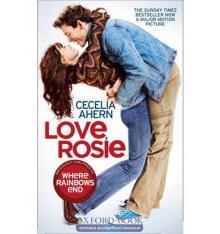 Cecelia Ahern,  LOVE, ROSIE (WHERE RAINBOWS END) [Film tie-in edition]