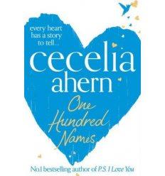 Cecelia Ahern,  ONE HUNDRED NAMES