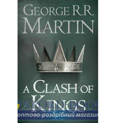 George R. R. Martin, Book 2: A CLASH OF KINGS