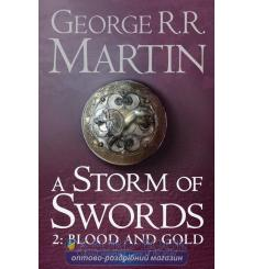 Книга Book 3 Part 2: A Storm Of Swords - Blood And Gold George R. R. Martin купить Киев Украина