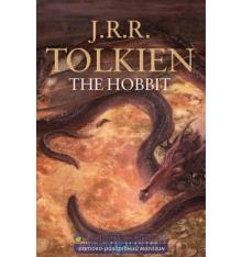 Книга J. R. R. Tolkien, THE HOBBIT - Illustrated B format ISBN 9780007270613