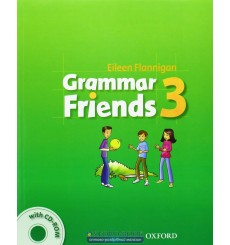 Grammar Friends 3: Student's Book with CD-ROM