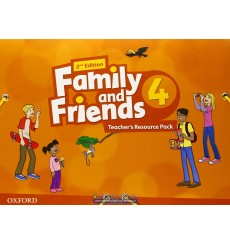 Family and Friends 2nd Edition 4: Teacher's Resource Pack
