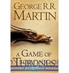 Книга Book 1: A Game Of Thrones George R. R. Martin купить Киев Украина