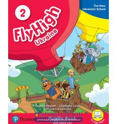Fly High 2: Pupil's Book with CD