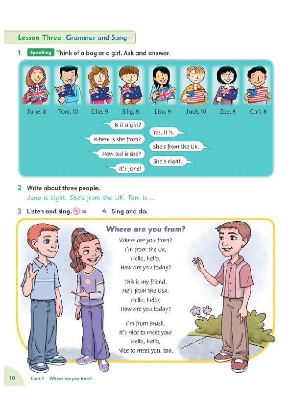Учебник Family & Friends 2nd Edition 3 Class book купить в ...