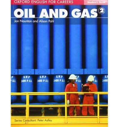 Учебник Oil And Gas 2 Student Book 9780194569682 купить Киев Украина