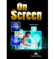 Учебник On Screen 2 (a2-a2+) Students Book ISBN 9781471534874